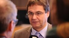 Der EU-Abgeordnete Peter Liese (CDU) warnt im DAZ.online-Interview vor zunehmender EU-Skepsis. (Foto: dpa)