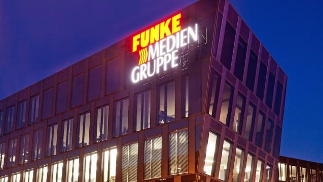 Die Funke-Mediengruppe bringt gemeinsam mit dem Mannheimer Pharmahändler Phoenix ein neues Frauenmagazin in die Apotheken. (Foto: imago images / photothek)