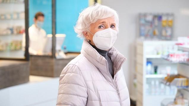 Ab Januar sollen berechtigte Patienten in einer zweiten Phase mit weiteren Masken versorgt werden.(Foto: ABDA)