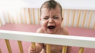 Wenn das Baby jammert ...