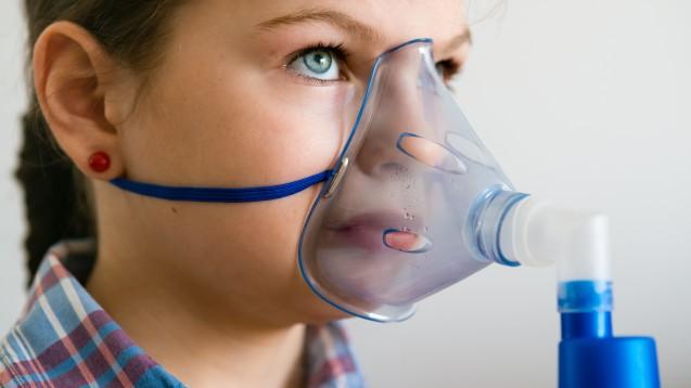 Mukoviszidose-Patienten sind routiniert in Inhalationen. (Foto: bubutu / Fotolia)