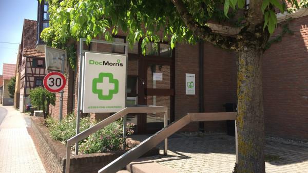 DocMorris will Heimat stiften