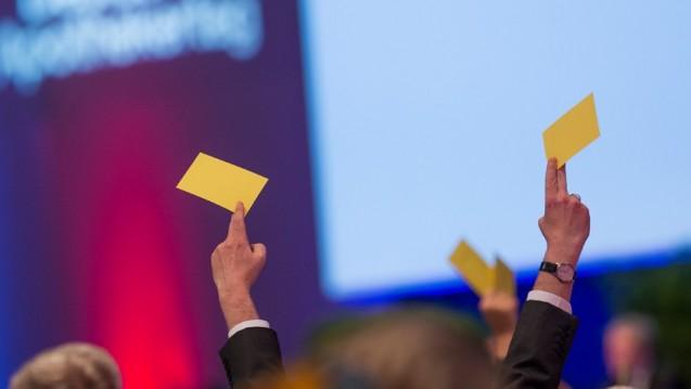 Für Anträge, die beim Deutschen Apothekertag zur Abstimmung gestellt werden, gelten bestimmte Formalia, die einzuhalten sind. (Foto: Schelbert)