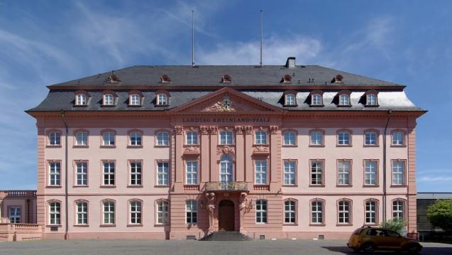 Der Landtag wird nicht nur renoviert, auch innen rumort es: Sind die Millionen-Verträge illegal? (Foto: Berthold Werner / Wikimedia, CC BY-SA 3.0)
