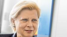 """Hilde Mattheis: Sobald konkrete Vorschläge auf dem Tisch liegen, werden wir diese prüfen."""" (Foto: daz.online)"""