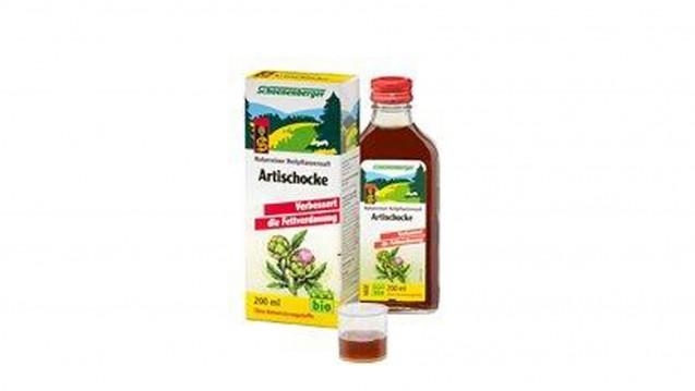 Der Frischpflanzenpresssaft darf das Biosiegel nicht mehr tragen. (Foto: Salus)