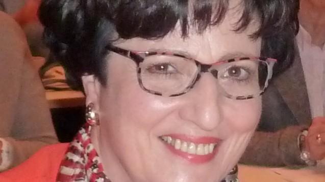"""Die hessische Kammerpräisidentin Ursula Funke rechnet mit Teskäufen zur """"Pille danach""""(Foto: Helga Blasius)."""