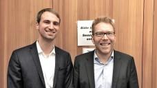 Wie evidenzbasierte Pharmazie in der Apotheke umgesetzt werden kann, erklärten André Wilmer (links im Bild) und Oliver Schwalbe in ihrem Workshop. (Foto: jb / daz)