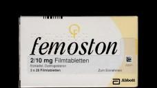 Falsches Etikett auf dem Blister: Kohlpharma fürchtet deswegen eine falsche Einnahme von Femoston und ruft zurück. (Foto: Kohlpharma)