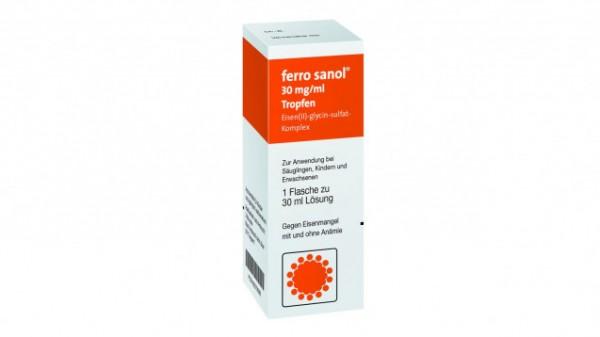 Ferro Sanol Tropfen: Früh- und Neugeborene bevorzugen