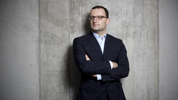 """The Guardian"" sieht Jens Spahn als nächsten Kanzler"