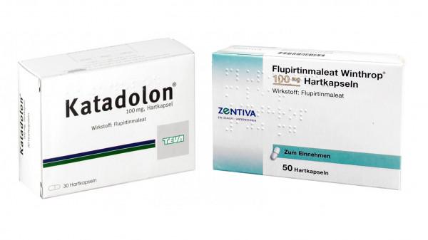 Hersteller nehmen Flupirtin-haltige Arzneimittel vom Markt