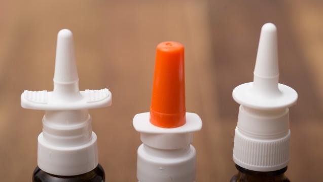 Abschwellende Nasensprays können fatale Folgen für die Nasenschleimhaut haben. (Foto: goldencow_images / stock.adobe.com)