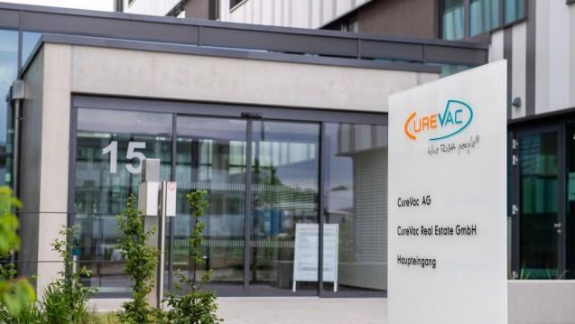 Curevac will an seinem Impfstoff gegen COVID-19 auch verdienen. (m / Foto: imago images / Eibner)