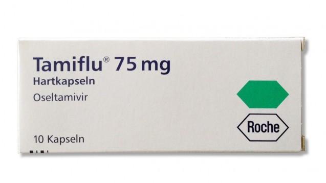 Ein früher Therapiebeginn ist für die Wirksamkeit von Neuraminidasehemmernn wie Tamiflu bei Grippe wichtig. (Foto: DAZ.online)
