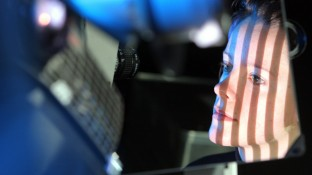 Gesichtsscanner in Apotheken installiert