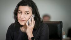 CSU-Staatsministerin für Digitales, Dorothee Bär, meint, dass man beim Datenschutz im Gesundheitswesen Abstriche machen müsste, um weiterzukommen. (Foto: Imago)