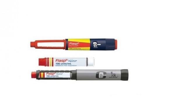 Insulin Fiasp wird rot-gelb