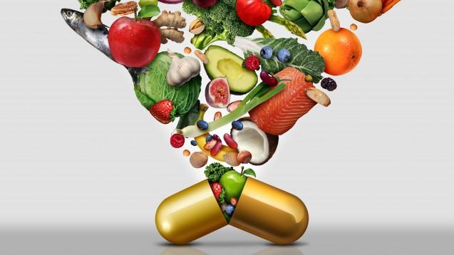 Verbraucher nehmen besonders häufig Mineralstoffe und Vitamine als Nahrungsergänzungsmittel ein. (x / Foto: freshidea / stock.adobe.com)
