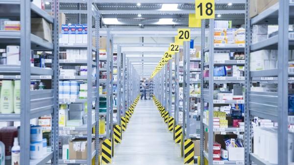 Gewinnwarnung: Aktien von Shop Apotheke Europe brechen ein