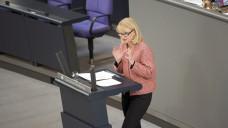 Die gesundheitspolitische Sprecherin der Unionsfraktion, Karin Maag (CDU), bleibt beim Rx-Versandverbot, nur eine wirkungsgleiche Lösung würde sie akzeptieren. (s / Foto: Imago)