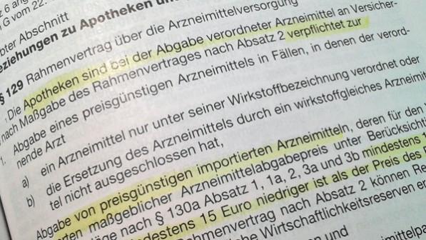 Hermann bekräftigt Kritik an Importquote