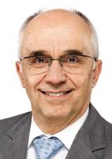 Porträt von Dr. Rainer Bienfait, stellvertretender Vorsitzender des Deutschen Apothekerverbands