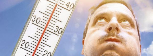 Mega-Hitze in Deutschland