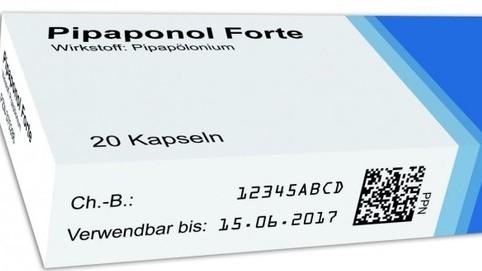 Fälschungssicher: Arzneimittelpackung im neuen Gewand. Ab 2019 Pflicht. (Foto: Securpharm)