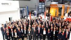 Expopharm 2016: Auch in diesem Jahr trugen weit über 100 Mitarbeiterinnen und Mitarbeiter zum großartigen Erfolg der awinta bei
