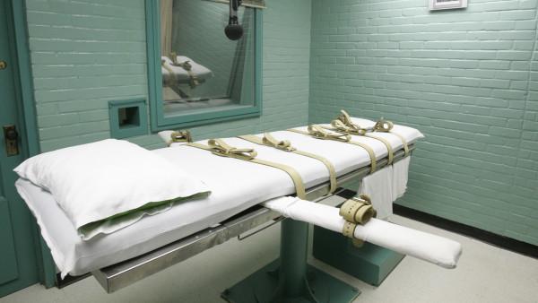 Experimentelle Mischung bei Hinrichtung in Florida