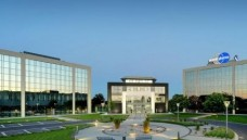 Das denkmalgeschütztes Firmengelände der Mundipharma in Limburg. (Foto:Mundipharma GmbH )