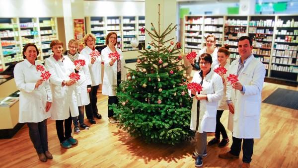 Apotheker lässt Kinder-Weihnachtswünsche wahr werden