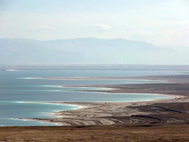 Totes Meer in Gefahr: Der Salzsee braucht dringend Wasser - DAZ.online