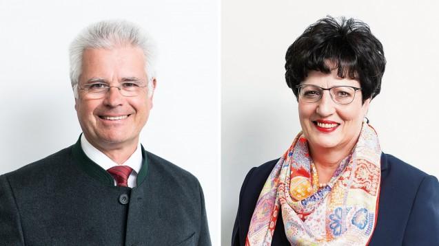 Thomas Benkert will Präsident der Bundesapothekerkammer werden. Ursula Funke aus Hessen hat Ambitionen auf die Vizepräsidentschaft. (c / Foto: ABDA)