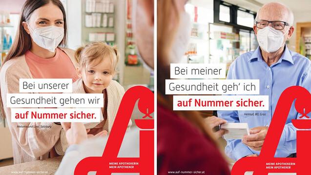 Die österreichische Apothekerkammer und der Apothekerverband haben in Österreich eine große Image-Kampagne gestartet. (c / Foto: Österreichische Apothekerkammer)