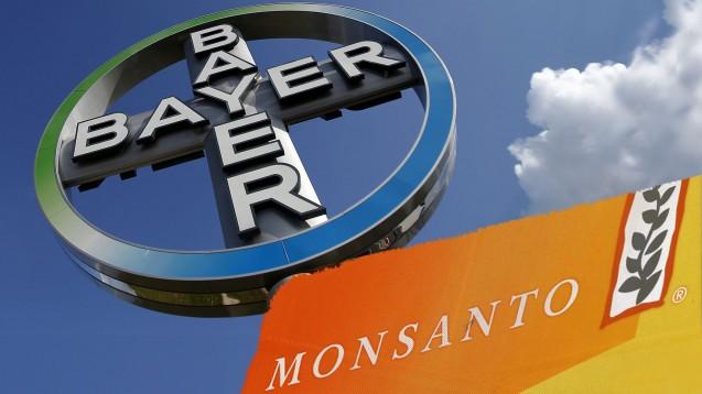 Wahnsinns-Deal:Die Monsanto-Übernahme ist die bislang größte Übernahme durch einen deutschen Konzern im Ausland. (Foto: dpa / DAZ.online)