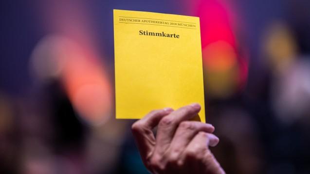 Die Hauptversammlung der Apotheker beschloss eine ganze Reihe von Anträgen rund um das Zukunftsthema Digitalisierung. (s/Foto: Schelbert)