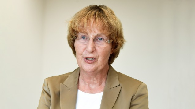 Niedersachsens Ärztekammer-Präsidentin Martina Wenker hält nichts von der Idee, dass Apotheker impfen. (Foto: dpa)