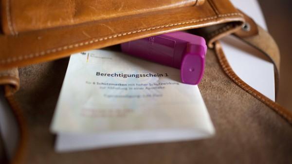 Lungenärzte: Masken-Gutscheine irritieren Asthmatiker