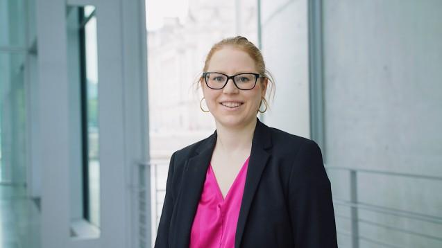 Die FDP-Gesundheitspolitikerin Katrin Helling-Plahr findet es eine erfreuliche Entwicklung, dass durch den OTC-Switch mehr Frauen von der Möglichkeit der Notfallkontrazeption Gebrauch machen.(c / Foto: Katrin Helling-Plahr MdB)