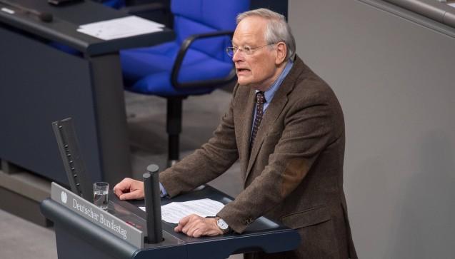Prof. Dr. Axel Gehrke (Schleswig-Holstein, AfD), Arzt (Foto: Imago)