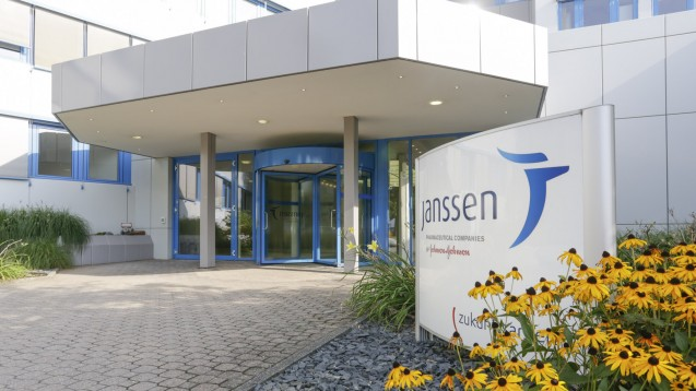 Janssen bleibt hart: Kein Lagerwertausgleich für Apotheken bei Symtuza. ( j/ Foto: Janssen)