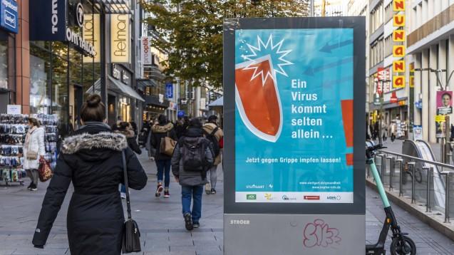 Warum denken wir die Grippeimpfung nicht einfach mal grundsätzlich neu? (c / Foto: imago images / Arnulf Hettrich)