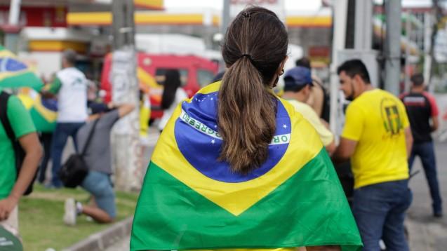 In Brasilien wird bald der Corona-Impfstoff der Unternehmen Biontech und Pfizer getestet. (Foto: imago images / Fotoarena)