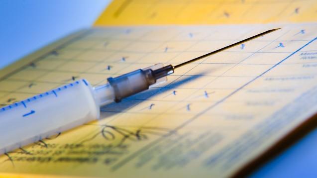 In der kommenden Saison kann endlich auf Kassenkosten mit Vierfach-Grippeimpfstoff geimpft werden. Nun ärgern sich die Hersteller über neue Hürden für ihren Markteintritt. (Foto: Pix4U / stock.adobe.com)