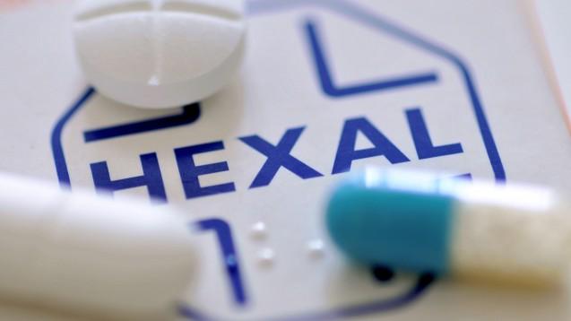 """Ein Hexal-Mitarbeiter soll schwarz Wirkstoff an denZyto-Apotheker Peter S. verkauft haben. Hexal hat dem Mitarbeiter aufgrund anderer Vorwürfe nun """"mit sofortiger Wirkung"""" gekündigt. (Foto: Imago / schöne)"""