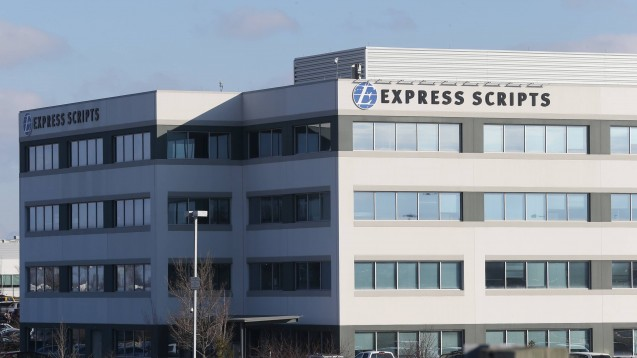 Der US-Arzneimittelkonzern Express Scripts kann nach einer Freigabe des US-Justizministeriums vom Krankenversicherer Cigna übernommen werden. (m / Foto: Imago)