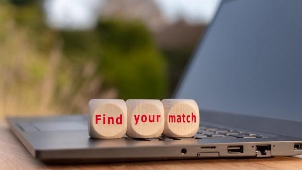 Vertretersuche wie Online-Dating
