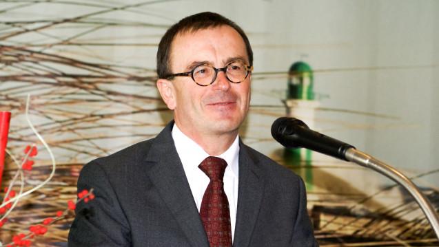Dr. Dr. Georg Engel, Präsident der Apothekerkammer Mecklenburg-Vorpommern. (Foto: tmb)